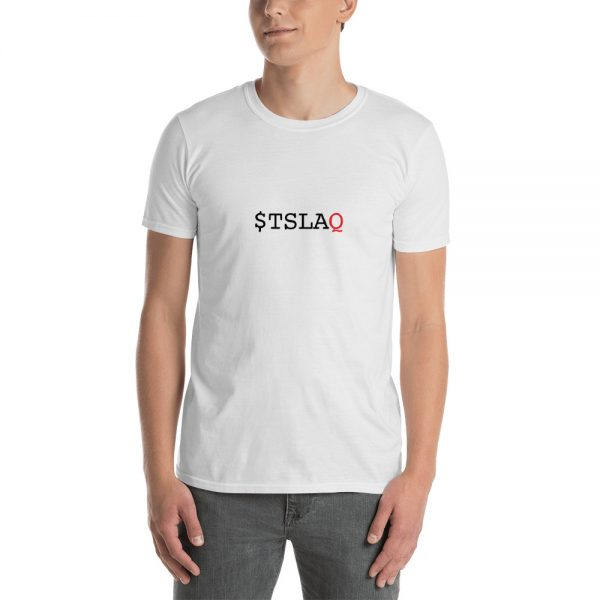 $TSLAQ T-Shirt