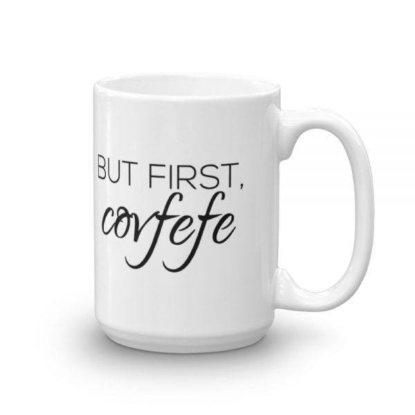Covfefe Mug - 15 oz