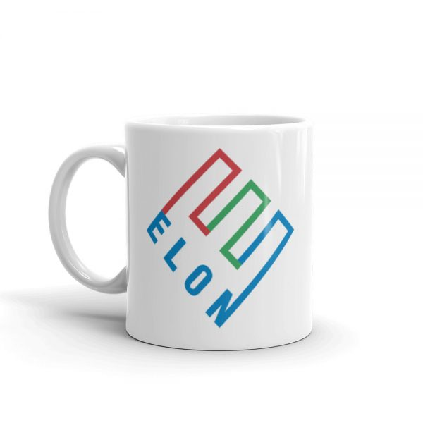 enron elon mug - 11 oz