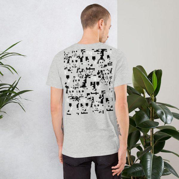anti-surveillance shirt - back