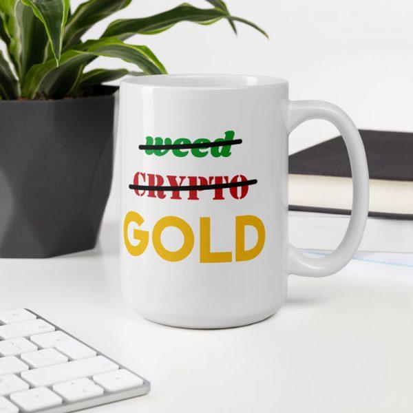 Invest in Gold Mug