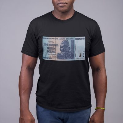 100-Trillion Dollar Bill Shirt